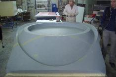 CNC-Fräsen für große Bauteile