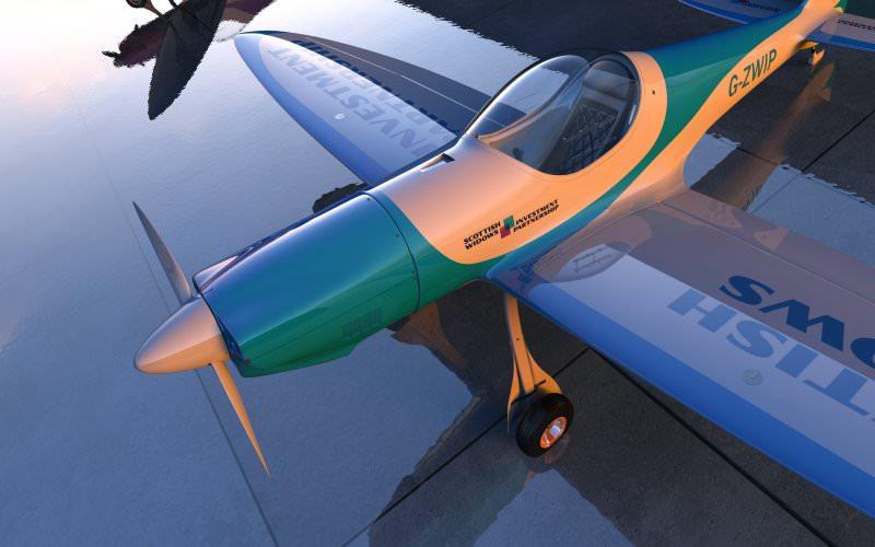 Silence Twister - Silence Aircraft GmbH