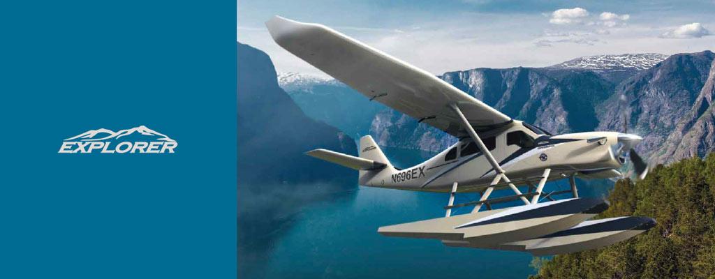 Flugzeugbau Projekt Explorer