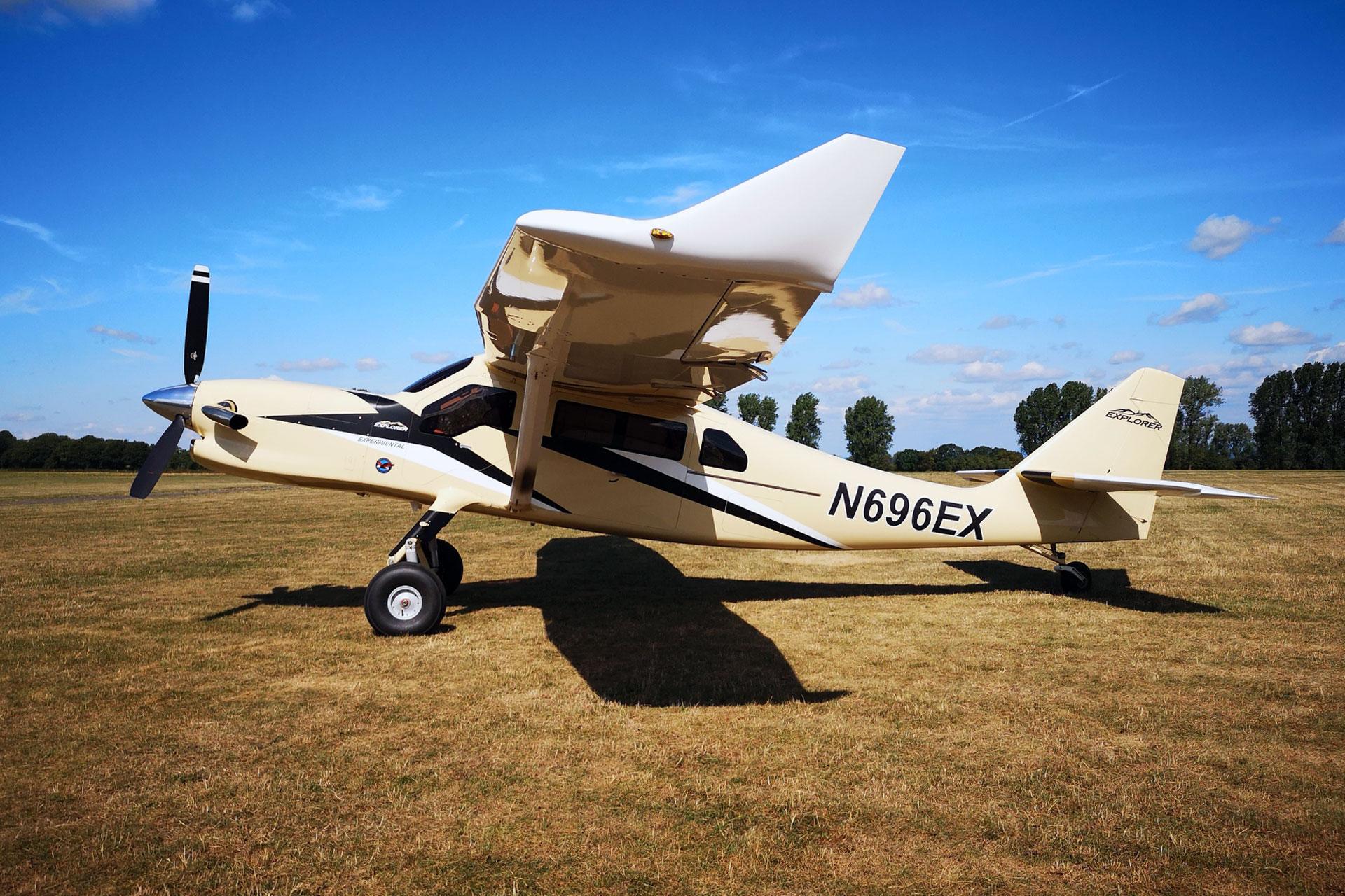NF Aircraft Explorer