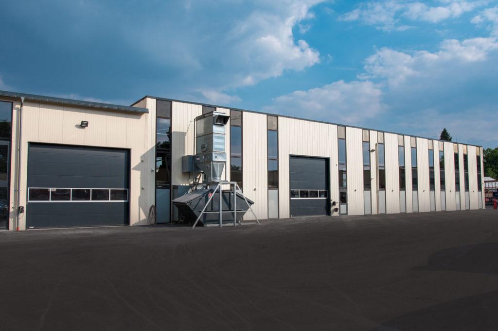 Umstellung auf Solarenergie bei Silence aircraft GmbH